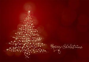 Christmas wishes and shutdown dates